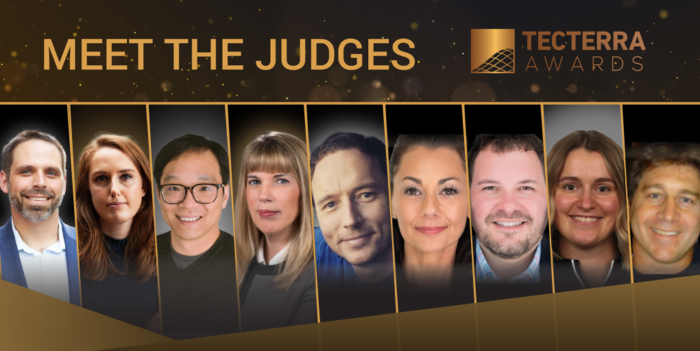 Meet the Judges for the 2021 TECTERRA Awards!