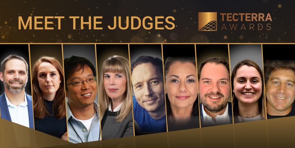 Meet the 2021 TECTERRA Awards Judges!