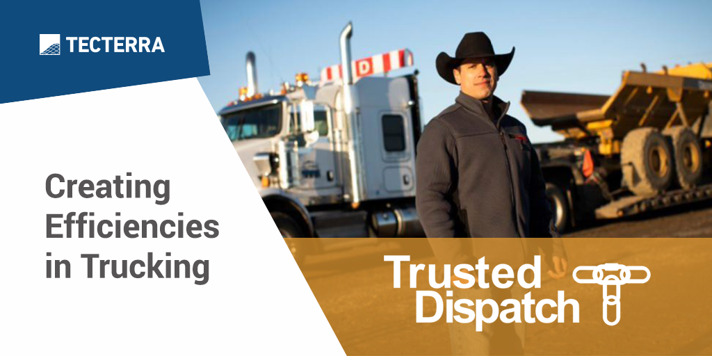 Trusted Dispatch: The algorithm that's creating efficiencies in trucking