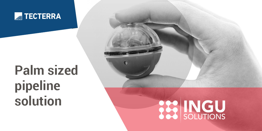INGU: The limitless, palm sized pipeline solution